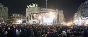 Il concerto di Capodanno trasloca: spettacolo al Cep, non al Politeama