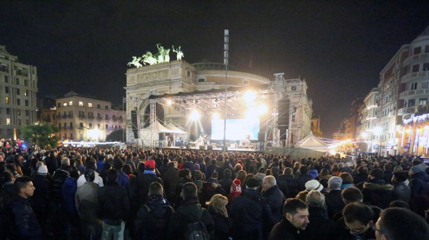 capodanno 2018 palermo, concerto capodanno palermo, Palermo, Cultura