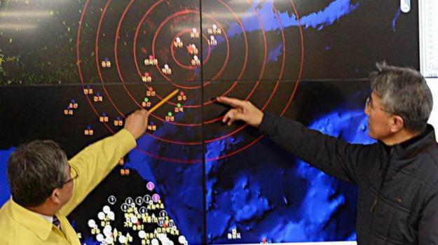 bomba h, corea del nord, minacce, USA, Sicilia, Mondo