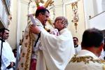 Nuovo altare alla Torre di San Nicolò a Palermo, inaugurazione con Lorefice: il video