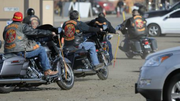 denver, gang rivali, motocislisti, scontri, Sicilia, Mondo