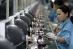 """La Cina cresce """"lentamente"""", nel 2015 il Pil sale del 6,9%"""
