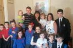 La famiglia inglese più numerosa si allarga: in arrivo il 19esimo figlio