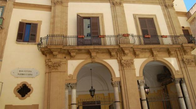 biblioteca, fardelliana, STIPENDI, Trapani, Economia