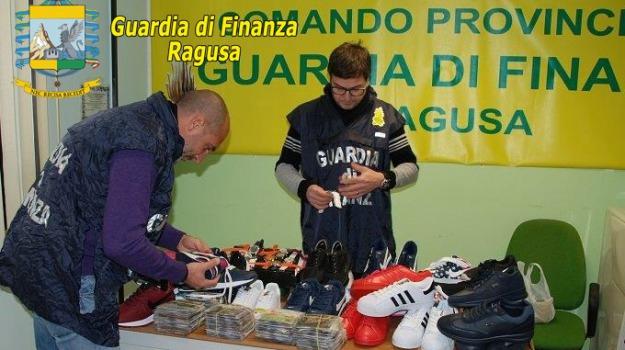 contraffazione, Vittoria, Ragusa, Cronaca