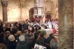 Commozione al funerale del maresciallo di Palermo ucciso - Ft
