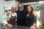 L'attore Andy Garcia a Palermo per uno spot: tour tra movida e degustazioni siciliane
