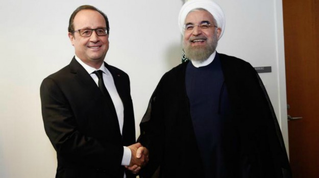 Iran, parigi, sanzioni, ue, Sicilia, Mondo