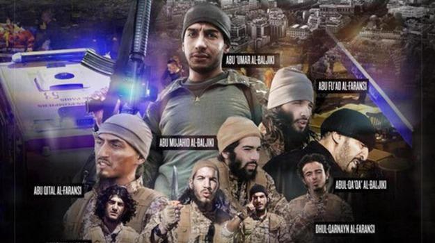 Isis, parigi, terrorismo, Sicilia, Mondo