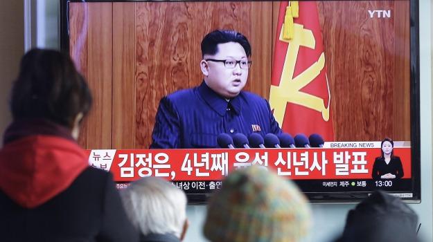 capodanno, corea del nord, guerra, Kim Jong-un, Sicilia, Mondo