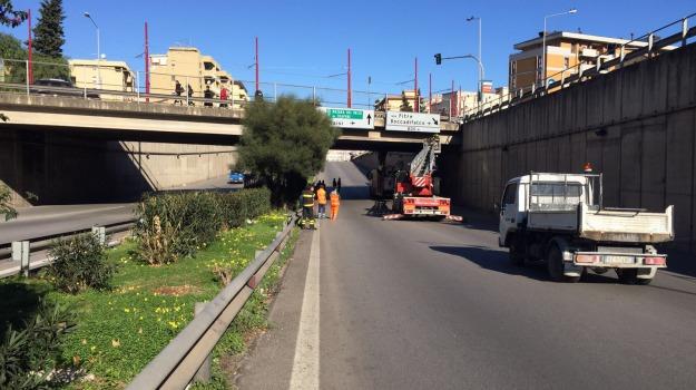 auto, lavori, TRAFFICO, viabilità, Palermo, Cronaca