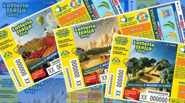 50 mila euro, estrazione, lotteria italia, messina, premi seconda categoria, Sicilia, Cronaca