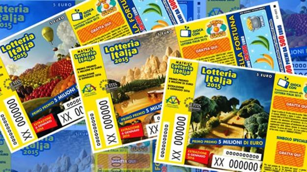 estrazione, lotteria italia, premi, Sicilia, Cronaca