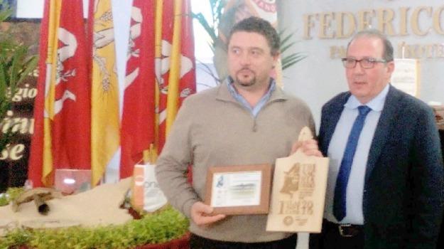 formaggio, pecorino, premi, Trinacria d'Oro, Sicilia, Economia