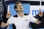 Australian Open, Raonic ko: Murray vola in finale e sfida Djokovic
