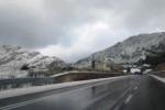 Maltempo a Palermo, nevica in provincia: le immagini da Giacalone - Video