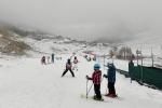 Turismo, sempre più italiani trascorrono le vacanze sulla neve: +12%