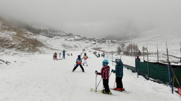 Federalberghi, neve, turismo, Sicilia, Economia, Viaggi