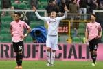 Fiorentina e Ilicic passeggiano al Barbera: per i rosa è crisi profonda