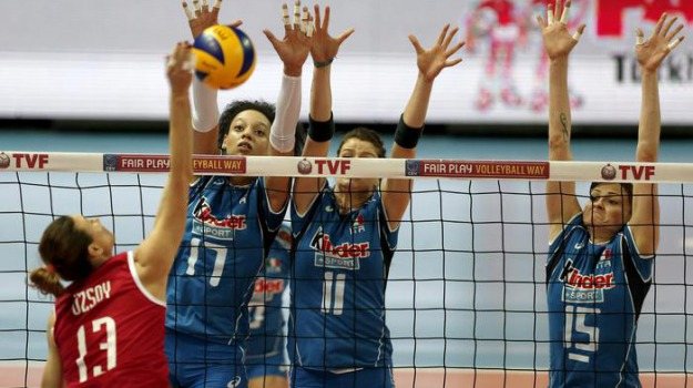 olimpiadi Rio, pallavolo, volley, Sicilia, Sport