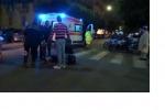 Paura a Palermo per una coppia di anziani: investiti sulle strisce pedonali