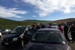 Punto nascite, protesta da Petralia: sindaci in corteo lungo l'A19