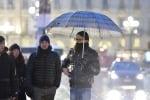 Ancora neve e pioggia in gran parte dell'Italia, allerta meteo arancione in Sicilia