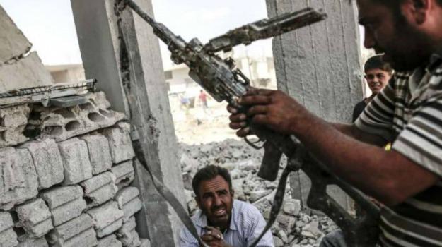 curdi, Pkk, polizia, scontri, Turchia, Sicilia, Mondo
