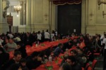 Palermo, la cattedrale offre il pranzo di Capodanno a 200 poveri - Video