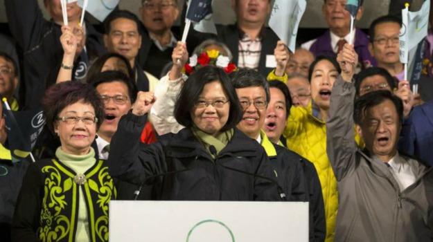 elezioni, presidente donna, Taiwan, Sicilia, Mondo
