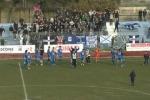Senza stipendio da mesi: calciatori del Ragusa in sciopero