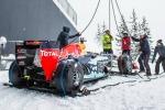 Una Formula 1 sulla neve? Lo show di Verstappen sulla Red Bull