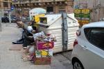 Centro storico di Palermo, passano i giorni ma non i rifiuti: il caso delle vie Bari e Napoli