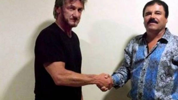 attore, droga, narcos, regista, El Chapo, Sean Penn, Sicilia, Mondo