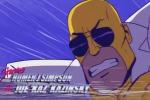 I Simpsons come non li avete mai visti: in versione Miami Vice, un omaggio agli anni '80 - Video