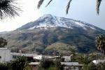 Maltempo, nuova allerta: neve e venti forti anche in Sicilia