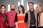 Miriam Leone, Fabio Volo, Geppi Cucciari, Pif, Nadia Toffa