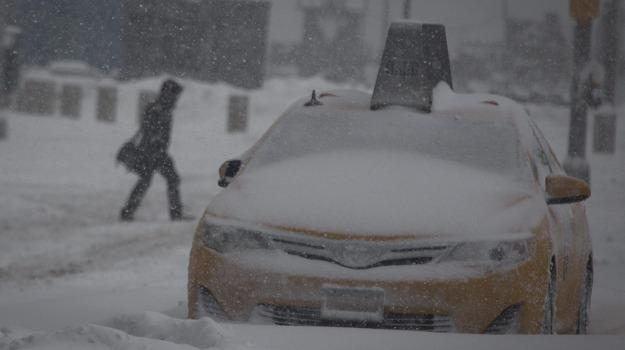bufera, jonas, neve, USA, vittime, Sicilia, Mondo