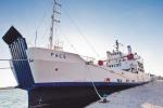 Egadi e Pantelleria, traghetti fermi