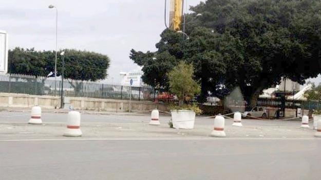 buche, carcasse, marciapiedi, rifiuti, trasporti, Palermo, Cronaca