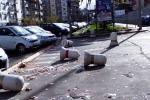 Palermo, in viale Campania il mercatino è un... tornado e rifiuti lungo il percorso Unesco