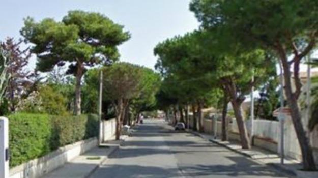 viale dei pini, Agrigento, Cronaca