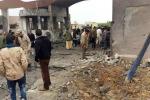 Libia, camion bomba contro centro polizia: oltre 70 morti