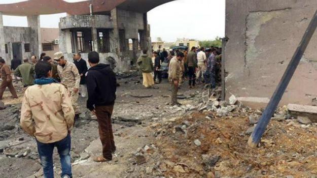 camion bomba, libia, vittime, zliten, Sicilia, Mondo