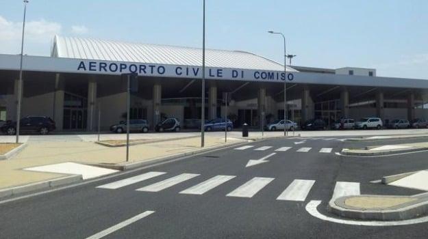 aeroporto di comiso, passeggeri, Silvio Meli, Ragusa, Economia