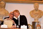 Agrigento, a Camilleri la cittadinanza onoraria: la commozione dello scrittore