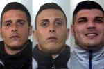 Spaccio di droga a Palermo, tre arresti: le foto