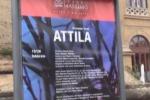 """Teatro Massimo, tutto pronto per """"Attila"""""""