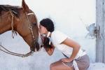 Non solo cani, anche i cavalli riconoscono le emozioni degli uomini