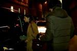 Tapiro a Belen ma lei rifiuta e chiama i carabinieri: le foto